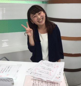 渕上明里・可愛い女子アナランキング・宮崎・大分・佐賀編