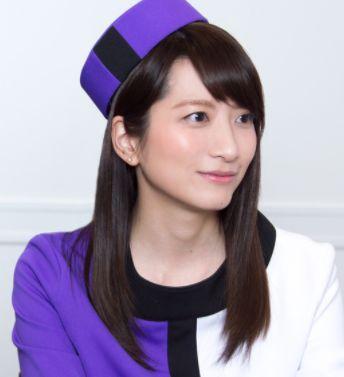 笹崎里菜・可愛い女子アナランキング・日本テレビ