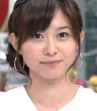 久冨慶子・可愛い女子アナランキング・テレビ朝日編