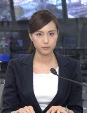 笹川友里・可愛い女子アナランキング・TBS編