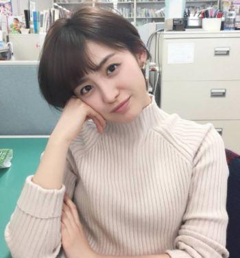 宮司愛海・可愛い女子アナランキング・フジテレビ編