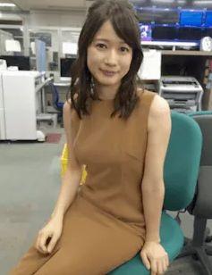 宇内梨沙・可愛い女子アナランキング・TBS編
