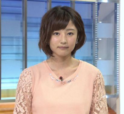滝菜月・可愛い女子アナランキング・日本テレビ