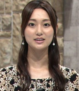 本間智恵・可愛い女子アナランキング・テレビ朝日編