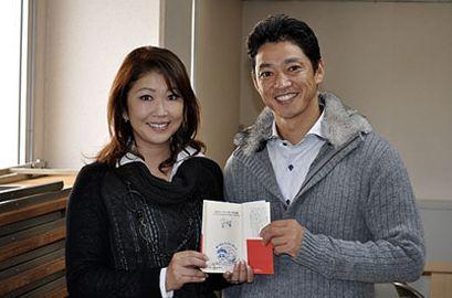香川恵美子・田口壮・女子アナとプロ野球選手・結婚まとめ