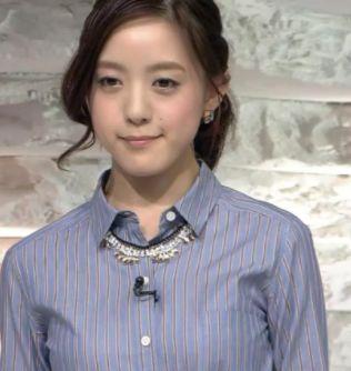 古谷有美・可愛い女子アナランキング・TBS編
