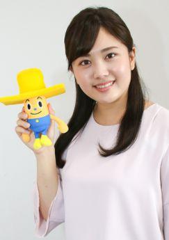 鹿野未涼・可愛い女子アナランキング・鹿児島編