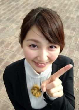橋本真衣・可愛い女子アナランキング・福岡編