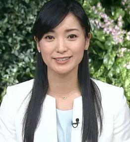 大江麻理子・可愛い女子アナランキング・テレビ東京編