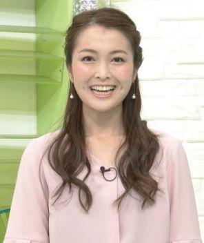 福田典子・可愛い女子アナランキング・福岡編