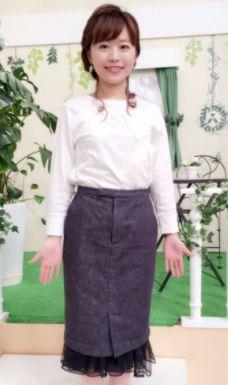 染矢すみれ・可愛い女子アナランキング・長崎編