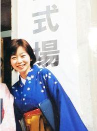 松尾由美・若い頃