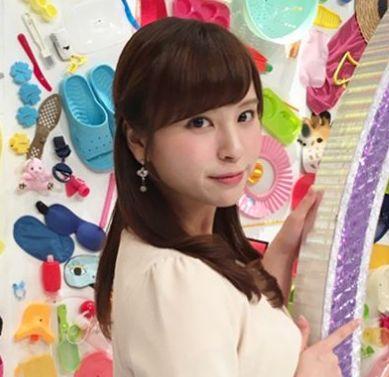角谷暁子・女子アナかわいいランキング2018