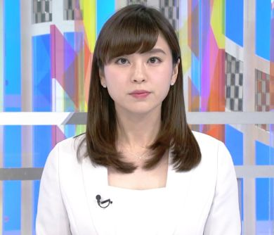 女子アナかわいいランキング2018・角谷暁子01