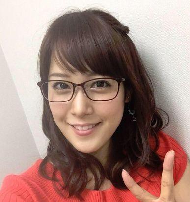 女子アナかわいいランキング2018・鷲見玲奈01