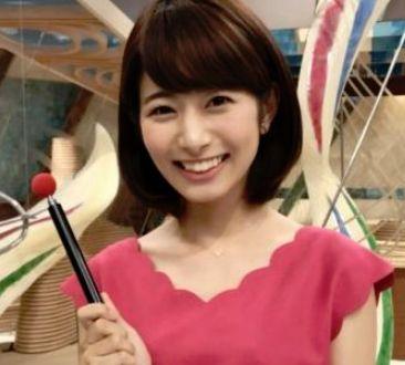 女子アナかわいいランキング2018・海老原優香01