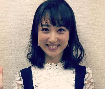 女子アナかわいいランキング2018・川田裕美01