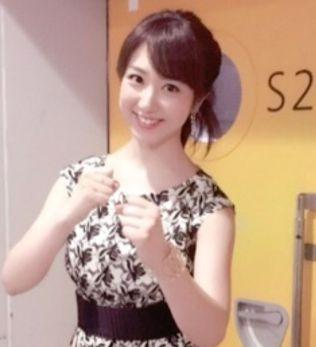 女子アナかわいいランキング2018・川田裕美02