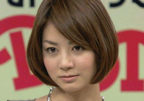 女子アナかわいいランキング2018・夏目三久02