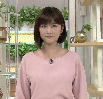 女子アナかわいいランキング2018・宇賀なつみ01