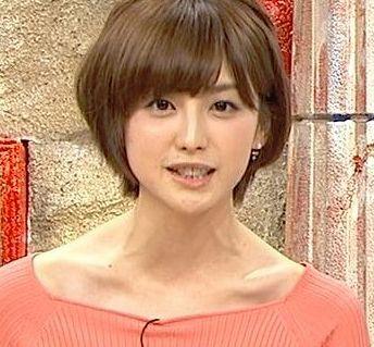 女子アナかわいいランキング2018・宮司愛海01