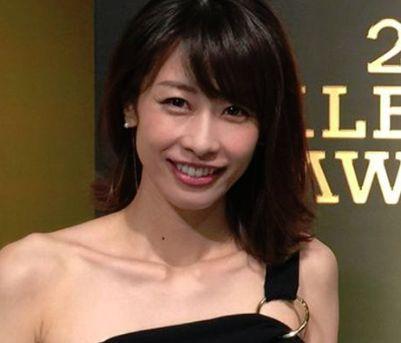 女子アナかわいいランキング2018・加藤綾子02