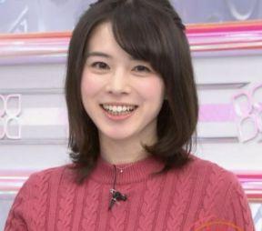 皆川玲奈・女子アナかわいいランキング2018
