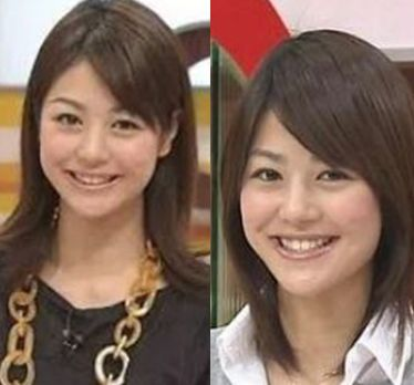夏目三久・髪型02
