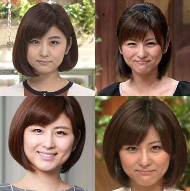 宇賀なつみ・髪型01