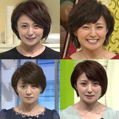 久野静香・髪型01