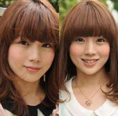 田中萌・髪型02