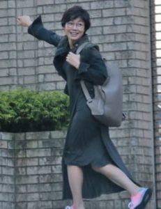 有働由美子・私服03