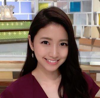 女子アナかわいいランキング2019・三田友梨佳