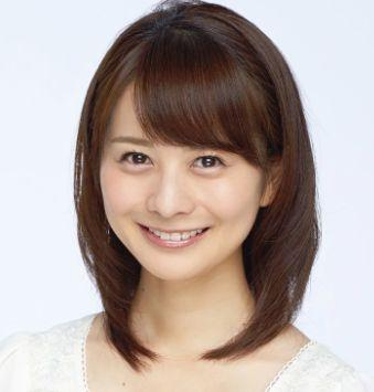 女子アナかわいいランキング2019・高見侑里02