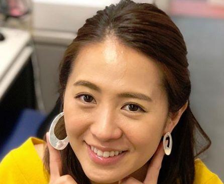 女子アナかわいいランキング2019・椿原慶子