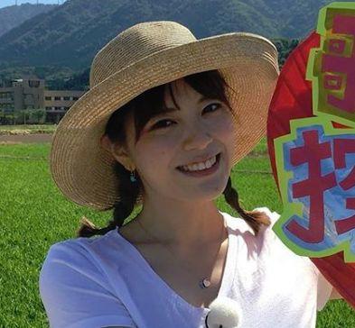 女子アナかわいいランキング2019・三谷紬01