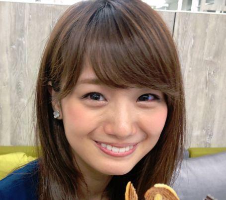 女子アナかわいいランキング2019・井上清華