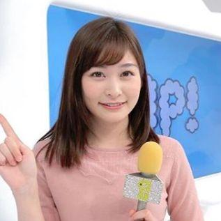 女子アナかわいいランキング2019・岩田絵里奈