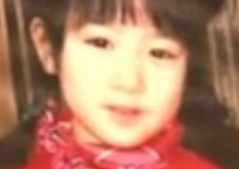 川田裕美・若い頃02・小学校