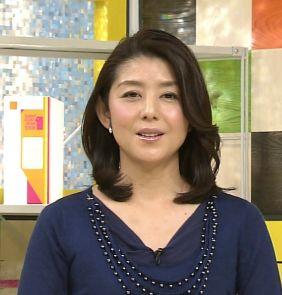 女子アナ・50代・笛吹雅子