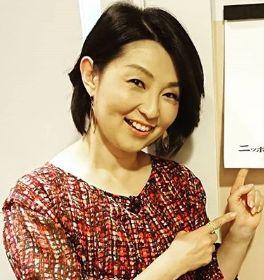 女子アナ・50代・小島奈津子