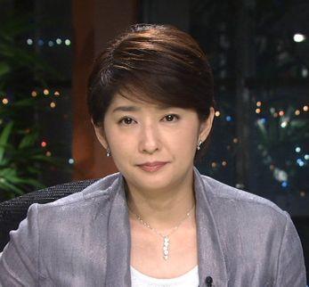 女子アナ・50代・小谷真生子