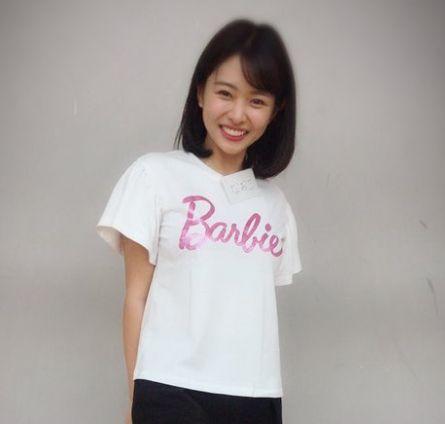 角田菜穂子・Tシャツ
