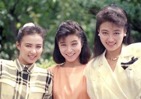 河野景子・花の3人娘