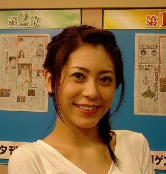 5時に夢中の歴代アシスタントを努めた女子アナ・上田万由子