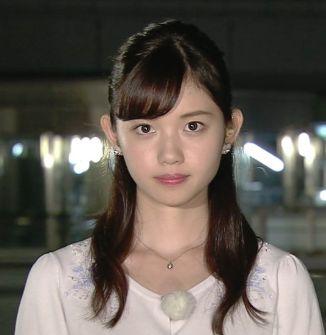2019年入社の新人女子アナ・田中瞳