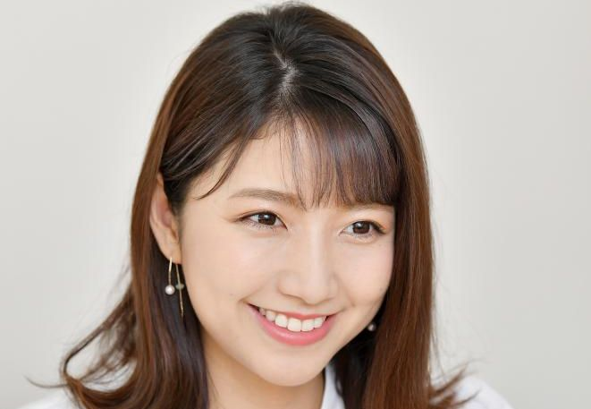 最近結婚した女子アナ・三田友梨佳