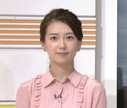 結婚した女子アナ・和久田麻由子