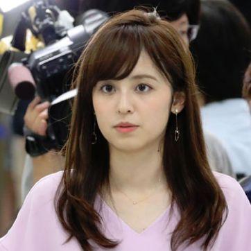 【2019年】女子アナ次期エース候補【フジテレビ】・久慈暁子