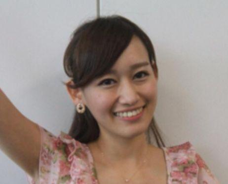 ハーフの女子アナ・岡田愛マリー